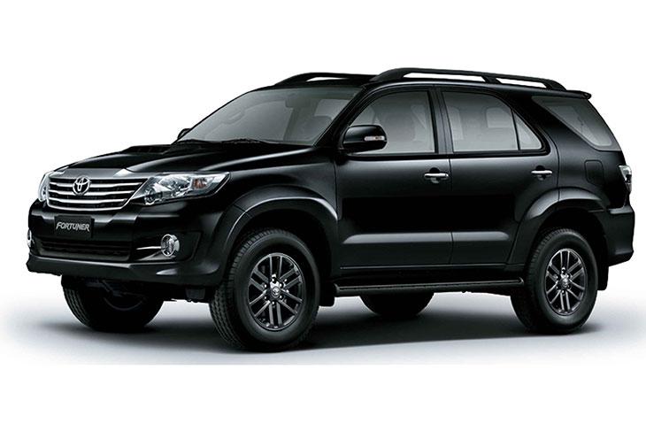 Xe 7 chỗ fotunner Hùng Trang
