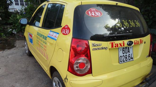 taxi đồng nai